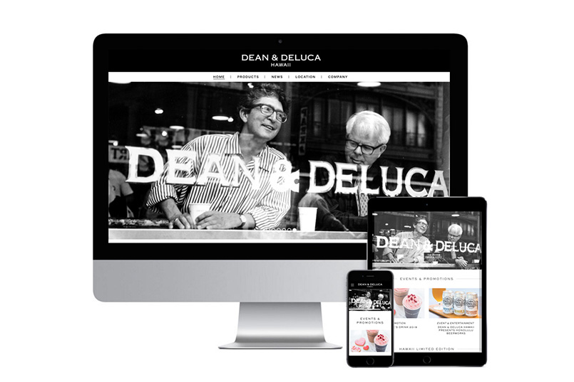 DEAN & DELUCA HAWAII | ディーン&デルーカ ハワイ