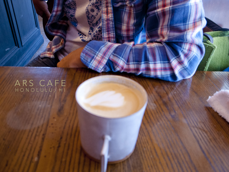 ARS Cafe Honolulu Hawaii