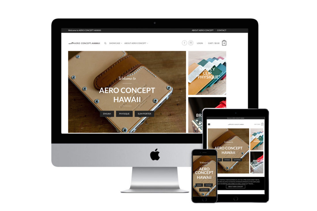 AERO CONCEPT HAWAII | エアロコンセプト ハワイ