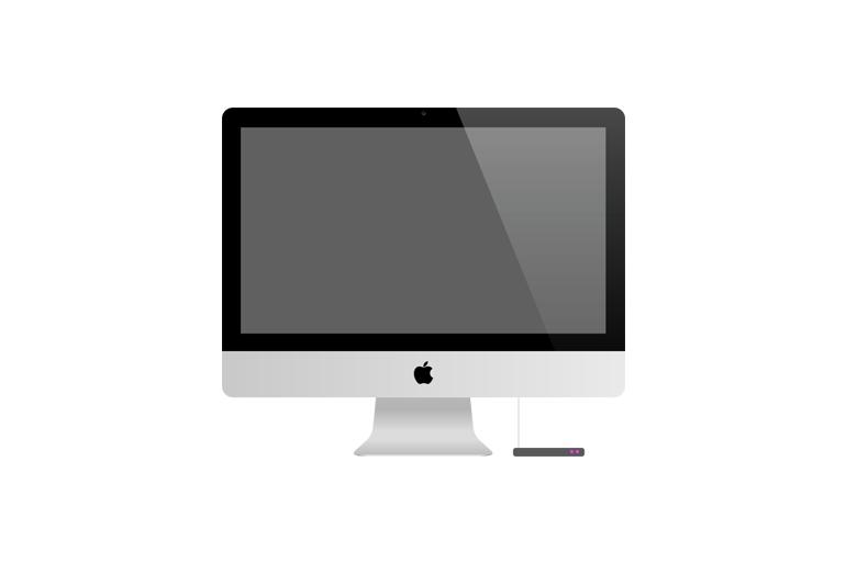 iMacを外付けSSDで高速化した結果発表!